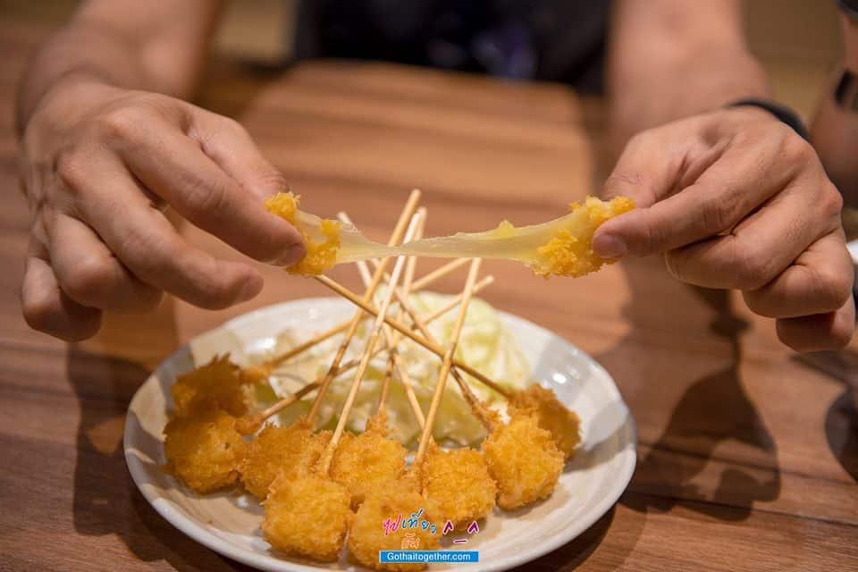 รีวิวร้านเซไค โนะ ยามะจัง สาขาธนิยะ ไก่ทอดจานโต พร้อม 7 เมนูเด็ด ที่คุณต้องลอง 3