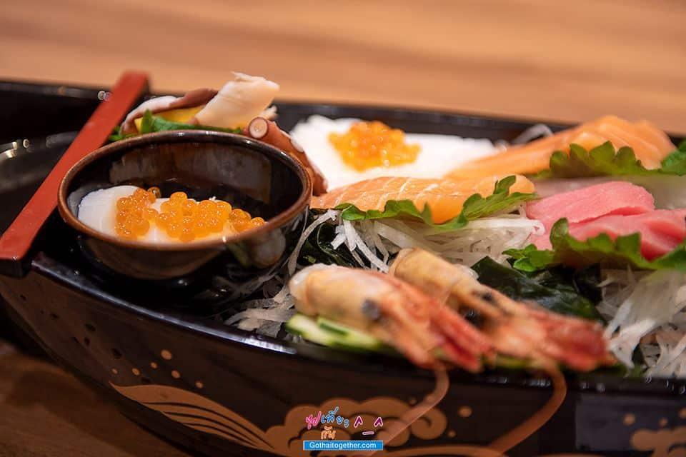 รีวิวร้านเซไค โนะ ยามะจัง สาขาธนิยะ ไก่ทอดจานโต พร้อม 7 เมนูเด็ด ที่คุณต้องลอง 4
