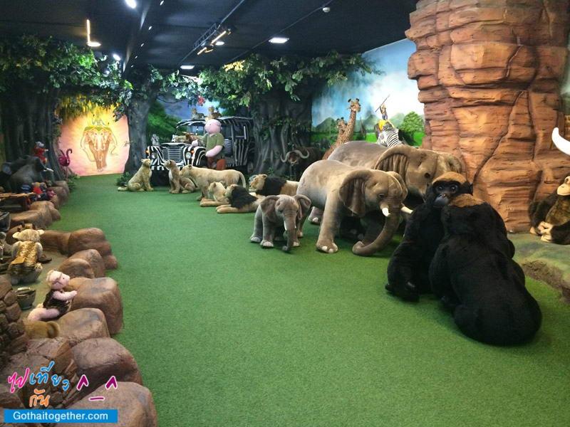 รีวิว Teddy Bear Museum เมืองหมีที่ พัทยา 14