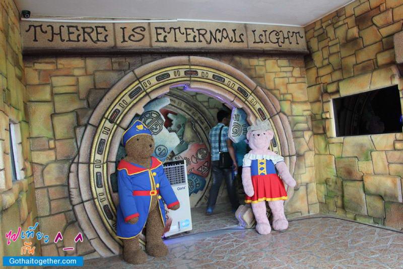 รีวิว Teddy Bear Museum เมืองหมีที่ พัทยา 18