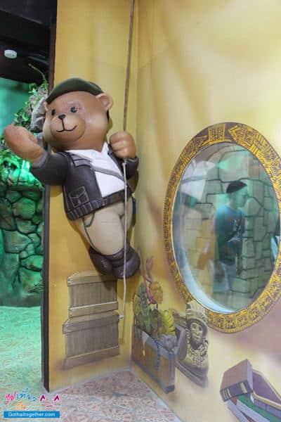 รีวิว Teddy Bear Museum เมืองหมีที่ พัทยา 23