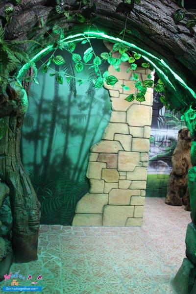 รีวิว Teddy Bear Museum เมืองหมีที่ พัทยา 24