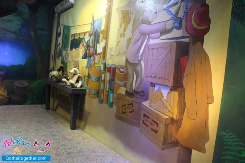 รีวิว Teddy Bear Museum เมืองหมีที่ พัทยา 25