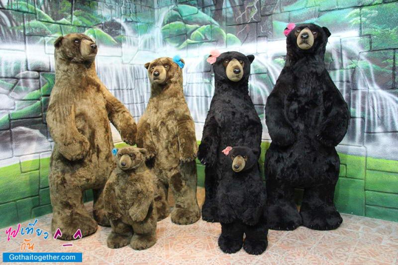 รีวิว Teddy Bear Museum เมืองหมีที่ พัทยา 26
