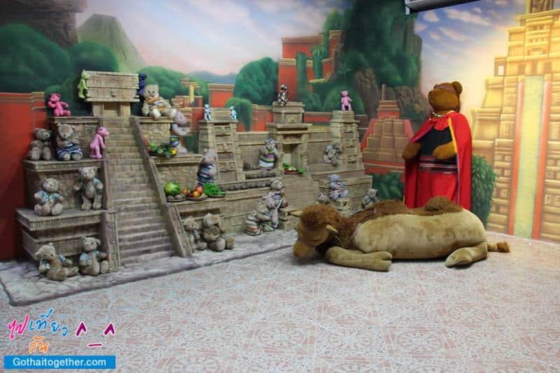 รีวิว Teddy Bear Museum เมืองหมีที่ พัทยา 27