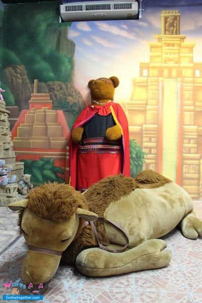 รีวิว Teddy Bear Museum เมืองหมีที่ พัทยา 31