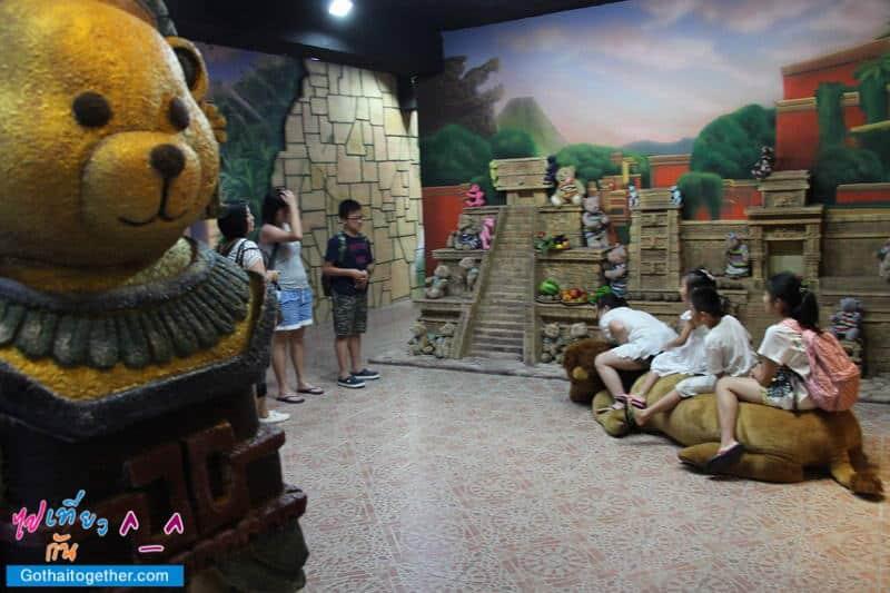 รีวิว Teddy Bear Museum เมืองหมีที่ พัทยา 33