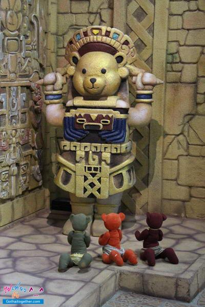 รีวิว Teddy Bear Museum เมืองหมีที่ พัทยา 40