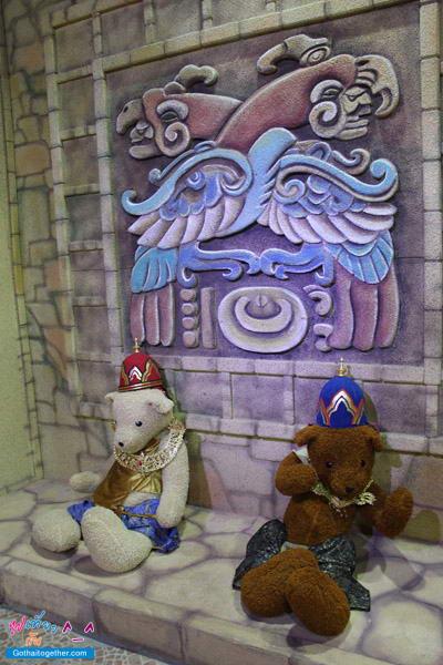 รีวิว Teddy Bear Museum เมืองหมีที่ พัทยา 41
