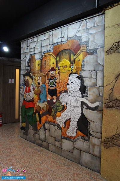 รีวิว Teddy Bear Museum เมืองหมีที่ พัทยา 44