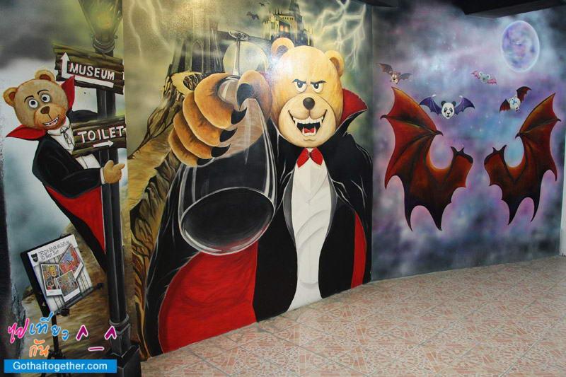 รีวิว Teddy Bear Museum เมืองหมีที่ พัทยา 45
