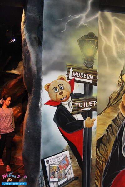 รีวิว Teddy Bear Museum เมืองหมีที่ พัทยา 46