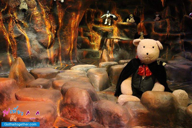 รีวิว Teddy Bear Museum เมืองหมีที่ พัทยา 48