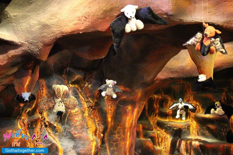 รีวิว Teddy Bear Museum เมืองหมีที่ พัทยา 49
