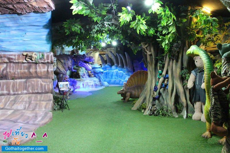 รีวิว Teddy Bear Museum เมืองหมีที่ พัทยา 55