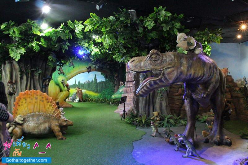 รีวิว Teddy Bear Museum เมืองหมีที่ พัทยา 60