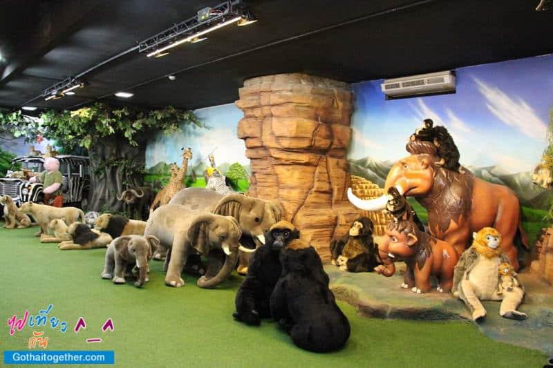 รีวิว Teddy Bear Museum เมืองหมีที่ พัทยา 67