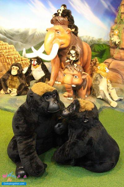 รีวิว Teddy Bear Museum เมืองหมีที่ พัทยา 69