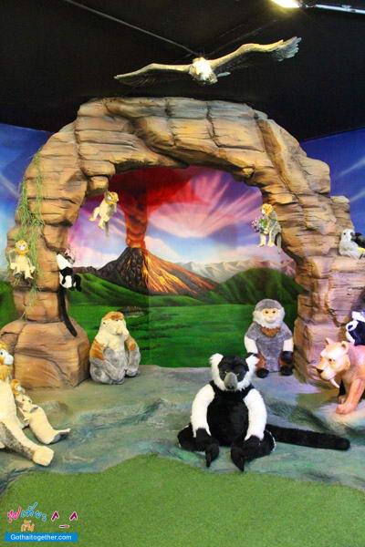 รีวิว Teddy Bear Museum เมืองหมีที่ พัทยา 70