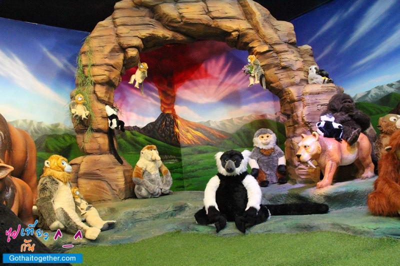 รีวิว Teddy Bear Museum เมืองหมีที่ พัทยา 71