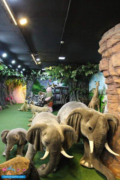 รีวิว Teddy Bear Museum เมืองหมีที่ พัทยา 72