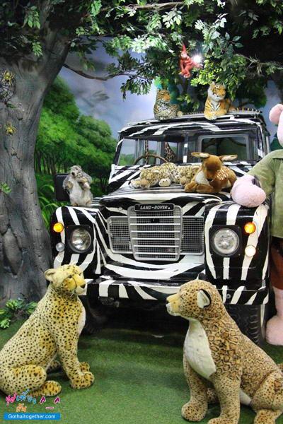 รีวิว Teddy Bear Museum เมืองหมีที่ พัทยา 77