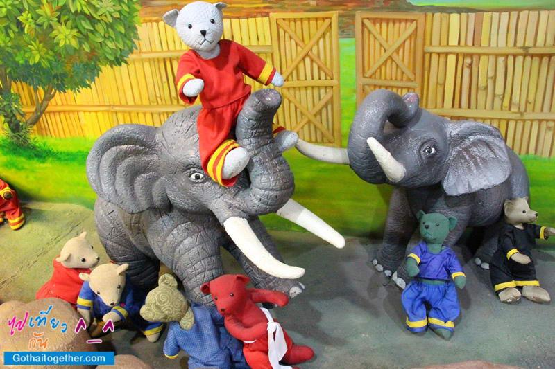 รีวิว Teddy Bear Museum เมืองหมีที่ พัทยา 78