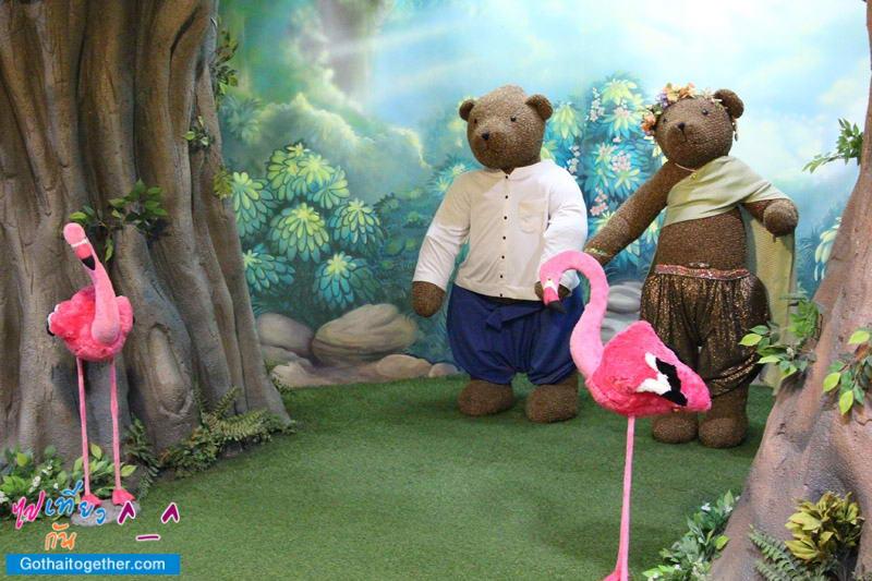 รีวิว Teddy Bear Museum เมืองหมีที่ พัทยา 82