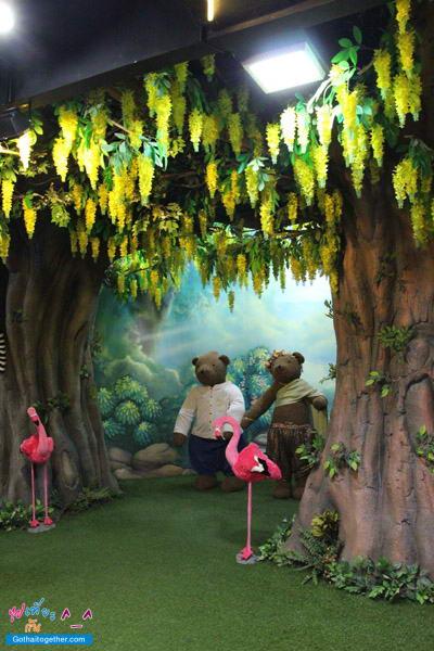 รีวิว Teddy Bear Museum เมืองหมีที่ พัทยา 83