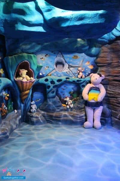 รีวิว Teddy Bear Museum เมืองหมีที่ พัทยา 86