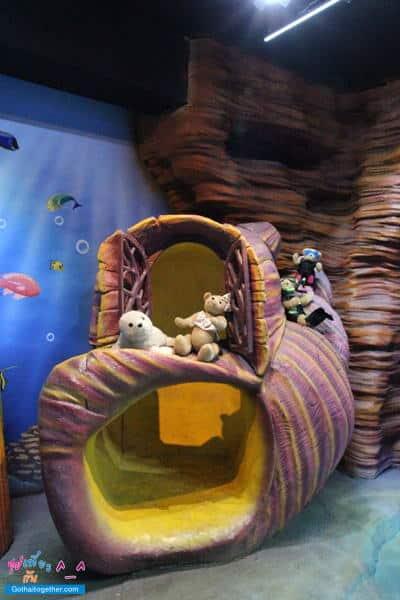 รีวิว Teddy Bear Museum เมืองหมีที่ พัทยา 87