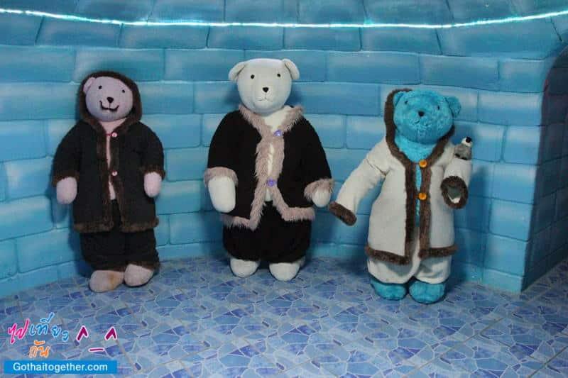 รีวิว Teddy Bear Museum เมืองหมีที่ พัทยา 93