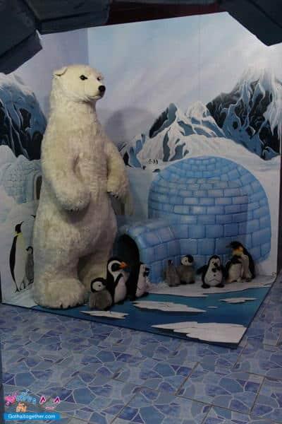 รีวิว Teddy Bear Museum เมืองหมีที่ พัทยา 94