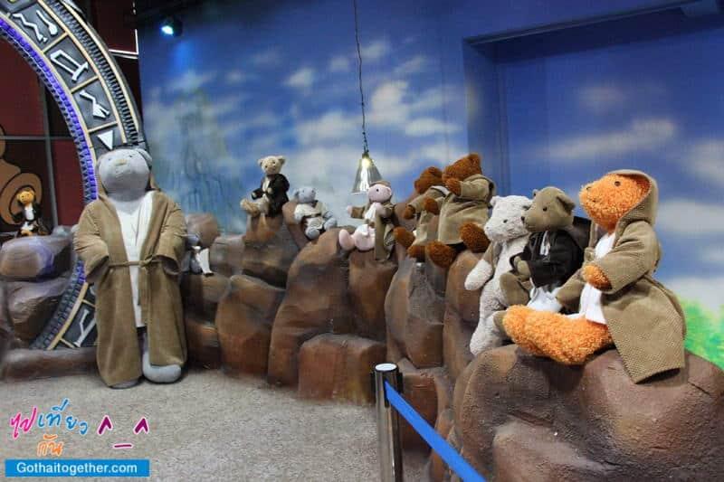 รีวิว Teddy Bear Museum เมืองหมีที่ พัทยา 103