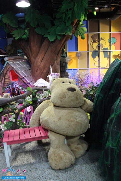 รีวิว Teddy Bear Museum เมืองหมีที่ พัทยา 105