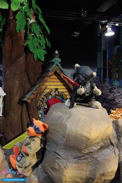 รีวิว Teddy Bear Museum เมืองหมีที่ พัทยา 109