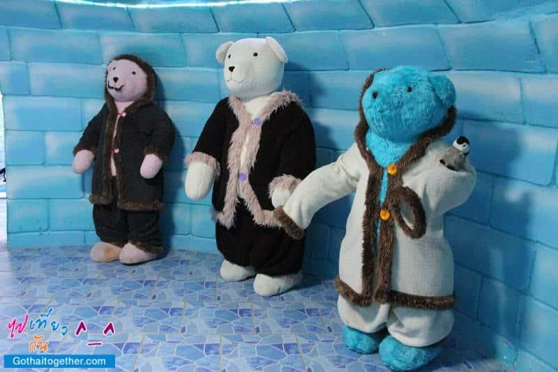 รีวิว Teddy Bear Museum เมืองหมีที่ พัทยา 113