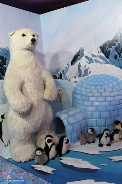 รีวิว Teddy Bear Museum เมืองหมีที่ พัทยา 115