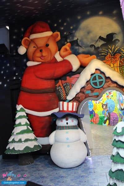 รีวิว Teddy Bear Museum เมืองหมีที่ พัทยา 118
