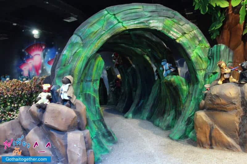 รีวิว Teddy Bear Museum เมืองหมีที่ พัทยา 120