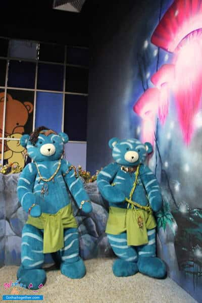 รีวิว Teddy Bear Museum เมืองหมีที่ พัทยา 122