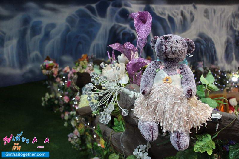 รีวิว Teddy Bear Museum เมืองหมีที่ พัทยา 123