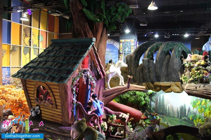 รีวิว Teddy Bear Museum เมืองหมีที่ พัทยา 131