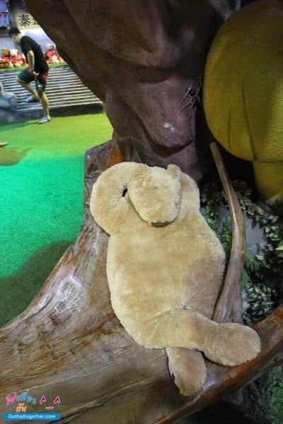 รีวิว Teddy Bear Museum เมืองหมีที่ พัทยา 142