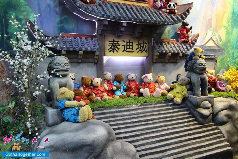 รีวิว Teddy Bear Museum เมืองหมีที่ พัทยา 148