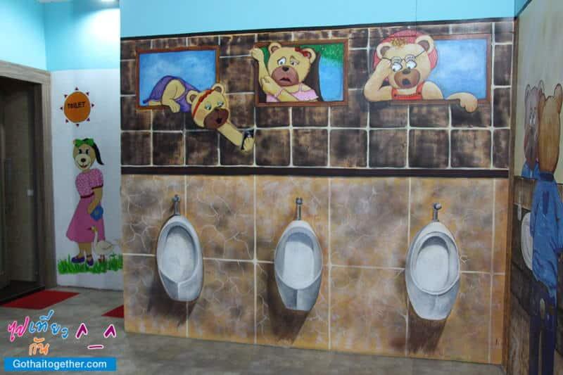 รีวิว Teddy Bear Museum เมืองหมีที่ พัทยา 8