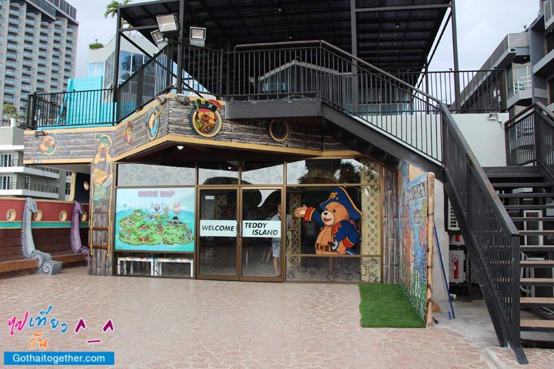 รีวิว Teddy Bear Museum เมืองหมีที่ พัทยา 10